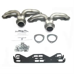 JBA PerFormance Exhaust 1815S-1 Shorty Header, SS, Chevy