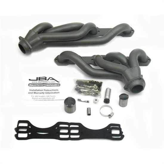 JBA PerFormance Exhaust 1830S-4JT Shorty Header, 87-91 Suburban/Blazer