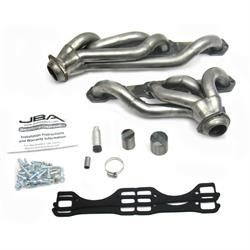 JBA PerFormance Exhaust 1830S-4 Shorty Header, 87-91 Suburban/Blazer