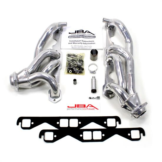 JBA PerFormance Exhaust 1830S-5JS Shorty Header, 87-91 Suburban/Blazer
