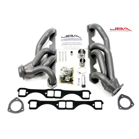 JBA PerFormance Exhaust 1830S-6JT Shorty Header, SS GM Truck 5.0/5.7L