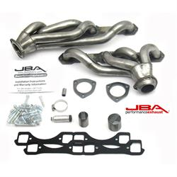JBA PerFormance Exhaust 1830S-6 Shorty Header, SS, GM Truck 5.0/5.7L