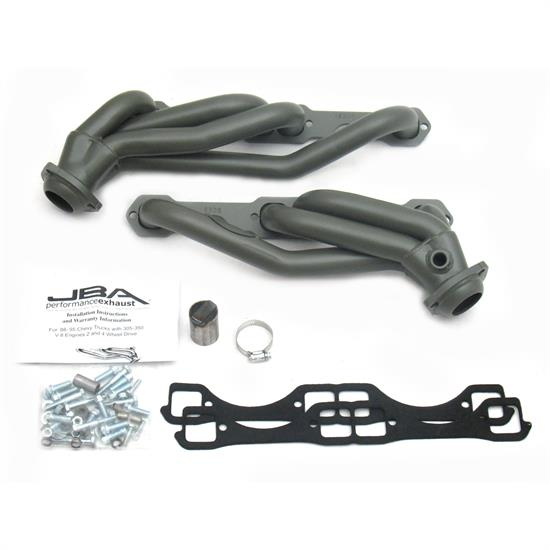 JBA PerFormance Exhaust 1830SJT Shorty Header 88-95 GM Truck 5.0L/5.7L