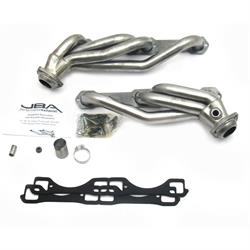 JBA PerFormance Exhaust 1830S Shorty Header, SS, 88-95 GM Truck