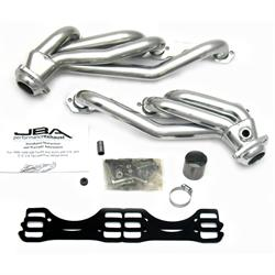 JBA PerFormance Exhaust 1832SJS Shorty Header, SS, 96-99 GM Truck
