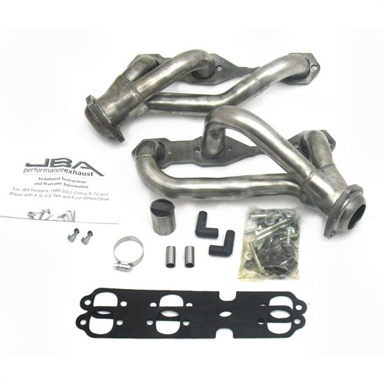 JBA PerFormance Exhaust 1840S-3 Shorty Header, 88-95/02-03 Blazer 4.3L