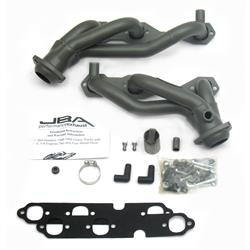 JBA PerFormance Exhaust 1841SJT ShortyHeader, SS, 88-95 GM Truck, TC