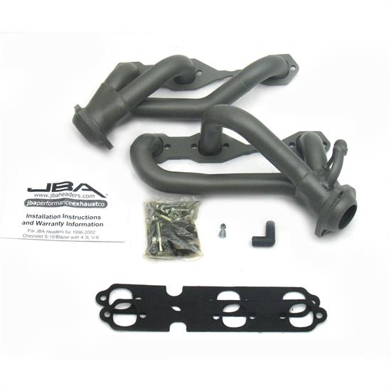 JBA 1842S-3JT Shorty Header, 96-01 Blazer/Jimmy