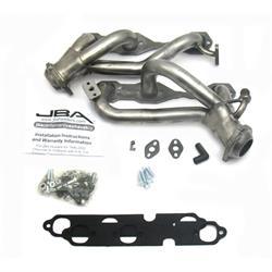 JBA PerFormance Exhaust 1842S-5 Shorty Header, 99-01 S10/Sonoma 4.3L