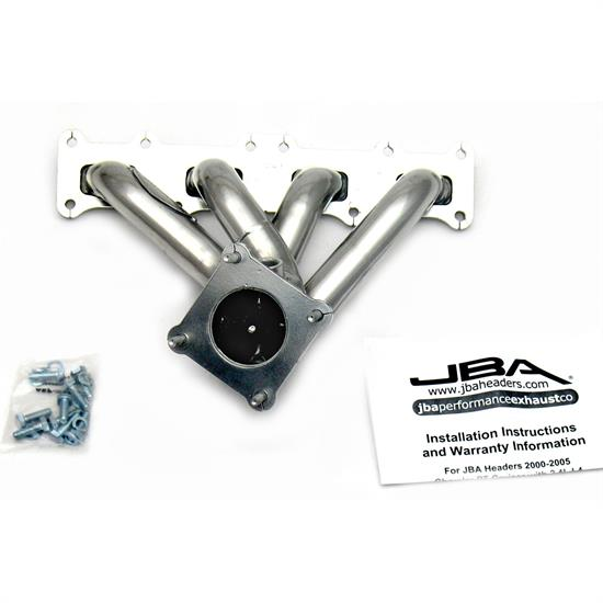 JBA PerFormance Exhaust 1937SJS Shorty Header, 01-09 PT Cruiser 2.4L