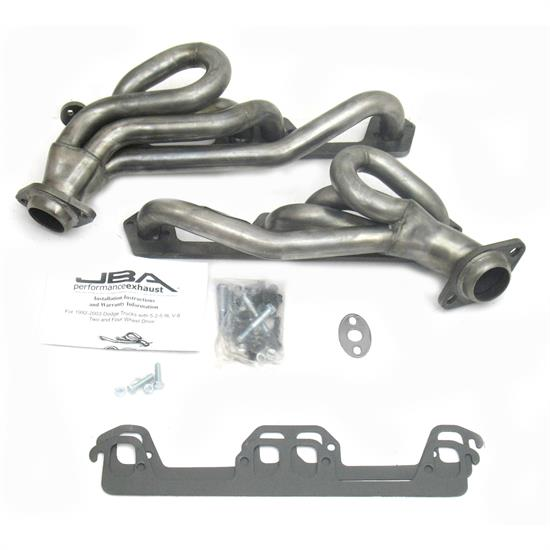 JBA 1940S-1 Shorty Header, 92-95 Ram/Dakota