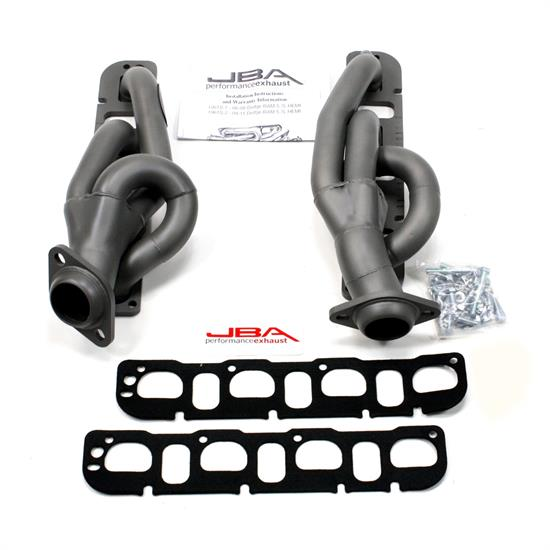 JBA PerFormance Exhaust 1961S-1JT Shorty Header, 09-14 Ram 5.7L Hemi