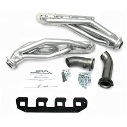 JBA PerFormance Exhaust 1962SJS Shorty Header, SS, 04-08 Hemi Durango