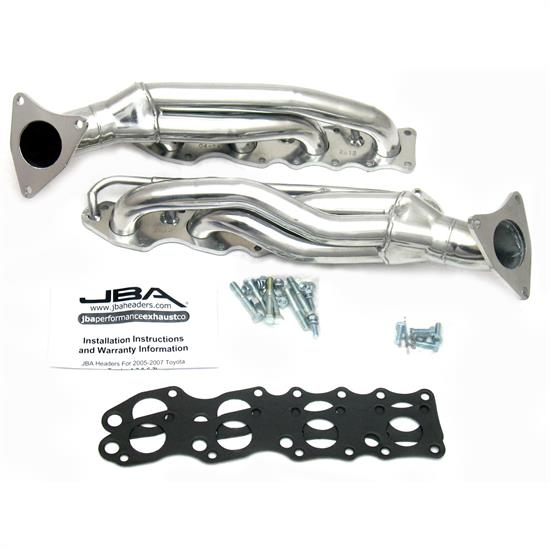 JBA PerFormance Exhaust 2012SJS Shorty Header, SS, 07-15 Toyota, SC