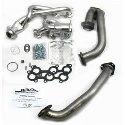 JBA PerFormance Exhaust 2032S-3JS Shorty Header,  95-01 Toyota T-100