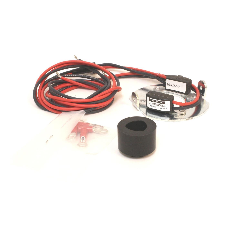 Pertronix 2866 Bosch Ignitor 6 Cylinder D 57 2 Wiring Diagram