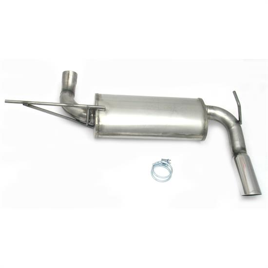 JBA PerFormance Exhaust 40-1509 SS Exhaust System, 07-15 Jeep Wrangler