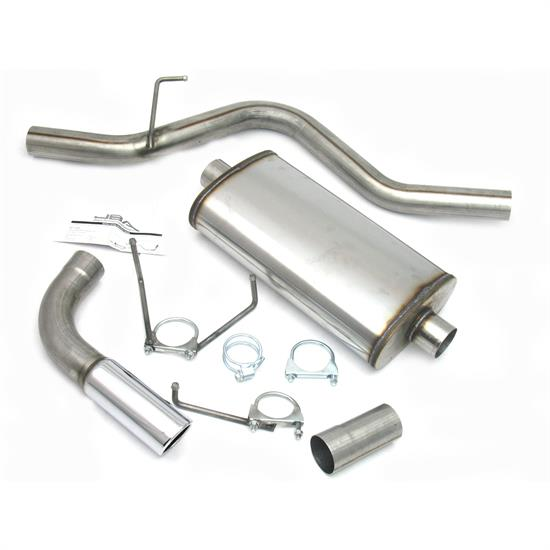 JBA PerFormance Exhaust 40-1528 SS Exhaust System, 2003 Ram 5.7L Hemi
