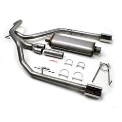 JBA PerFormance Exhaust 40-1536 SS Exhaust System, 06-14 RAM Hemi