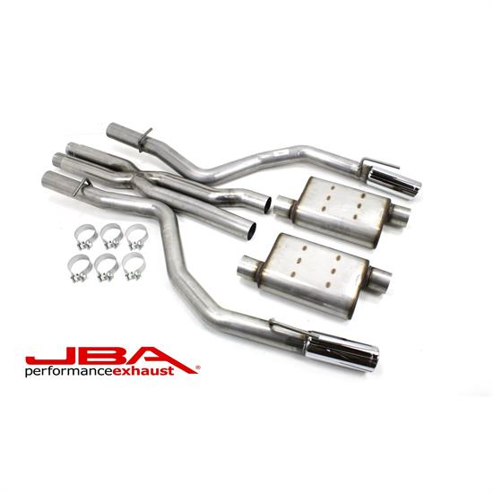 JBA PerFormance Exhaust 40-1669 SS Exhaust System, 2015 Charger