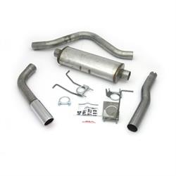 JBA PerFormance Exhaust 40-2509 SS Exhaust System, 87-96 Ford