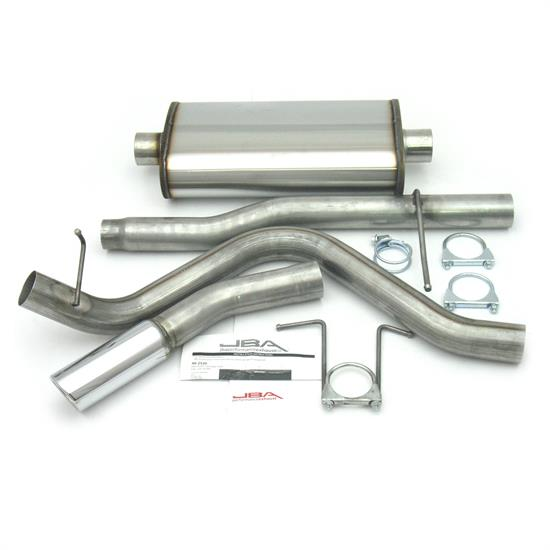 JBA PerFormance Exhaust 40-2520 SS Exhaust System, 01-03 Ford