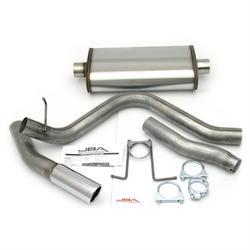 JBA PerFormance Exhaust 40-2522 SS Exhaust System, 98-03 F-150