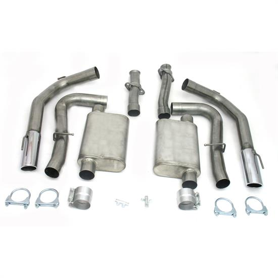JBA PerFormance Exhaust 40-2625 SS Exhaust System, 99-04 Cobra