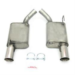 JBA PerFormance Exhaust 40-2629 SS Exhaust System, 05-10 Mustang GT