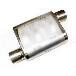 JBA Headers 40-301100 Chambered Style Muffler, 3 Inch