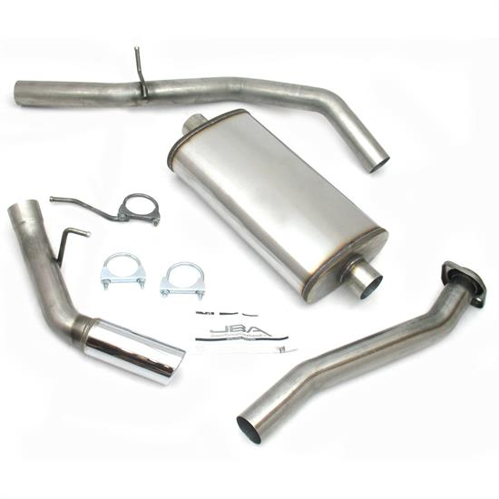 JBA PerFormance Exhaust 40-3014 SS Exhaust System, 00-06 Suburban