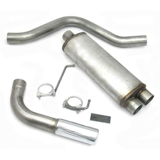 JBA PerFormance Exhaust 40-3016 SS Exhaust System, 00-06 Chevy