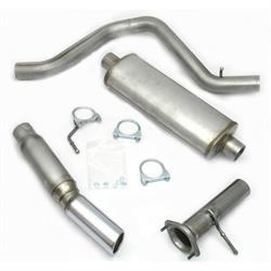 JBA PerFormance Exhaust 40-3027 SS Exhaust System, 02-06 Chevy