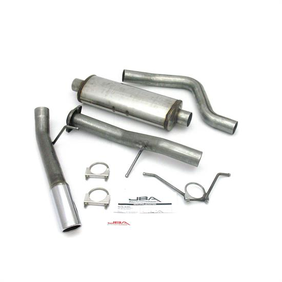 JBA PerFormance Exhaust 40-3043 SS Exhaust System, 07-08 Yukon/Tahoe