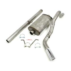 JBA PerFormance Exhaust 40-3051 SS Exhaust System, 14-15 Silverado