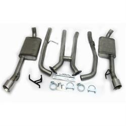 JBA PerFormance Exhaust 40-3109 SS Exhaust System, 04 GTO Dual Exhaust