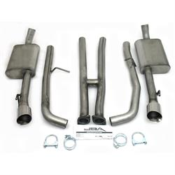 JBA PerFormance Exhaust 40-3110 SS Exhaust System, 05-06 GTO