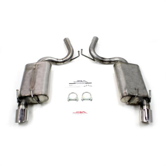 JBA PerFormance Exhaust 40-3116 SS Exhaust System, 2010-15 Camaro V6