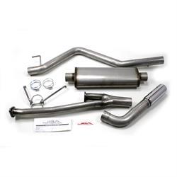 JBA PerFormance Exhaust 40-9005 SS Exhaust System, 10-14 Tundra