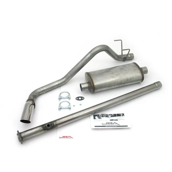 JBA PerFormance Exhaust 40-9012 SS Exhaust System, 95-99 Tacoma
