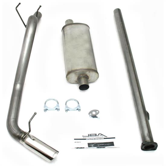 JBA PerFormance Exhaust 40-9013 SS Exhaust System, 95-99 Tacoma
