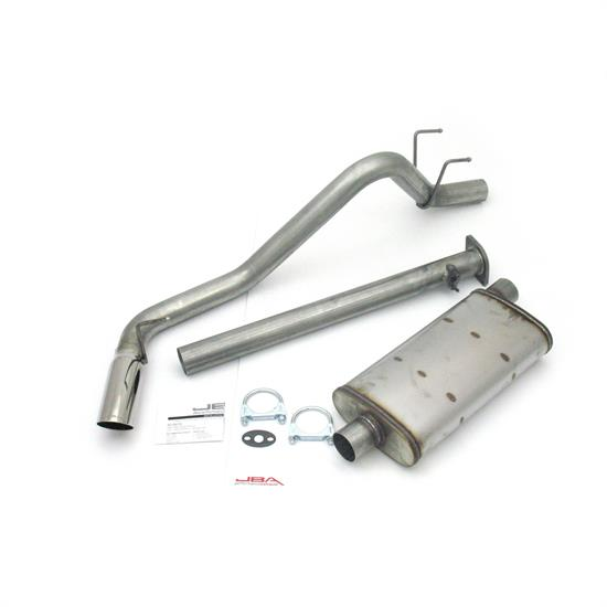 JBA PerFormance Exhaust 40-9015 SS Exhaust System, 00-04 Tacoma