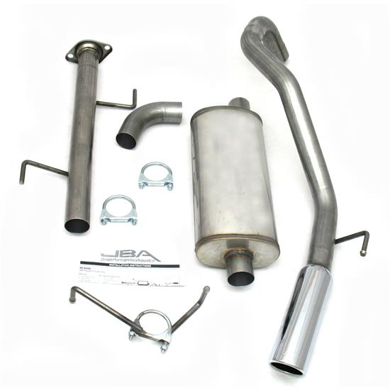 JBA PerFormance Exhaust 40-9020 SS Exhaust System, 07-12 FJ Cruiser