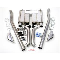 JBA PerFormance Exhaust 50-2651 Exhaust System, 65-70 Mustang