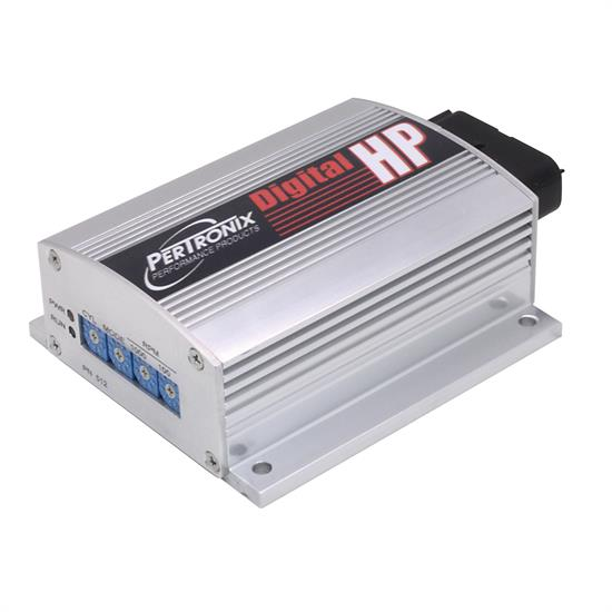 PerTronix 512 Digital HP Ignition Box, Silver