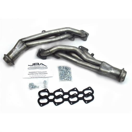 JBA PerFormance Exhaust 6635S Long Tube Header, SS, 99-04 Cobra