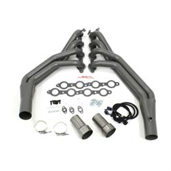 JBA PerFormance Exhaust 6814S-1JT Long Tube Header, SS 98-99, GM, TC