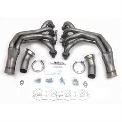 JBA PerFormance Exhaust 6818S Long Tube Header, SS, 01-04 Corvette