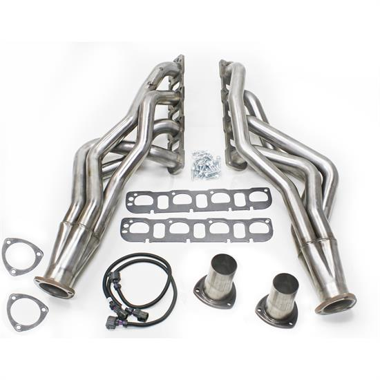 JBA 6961S Long Tube Header, 2006-2014 Dodge