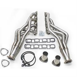 JBA PerFormance Exhaust 6961S Long Tube Header, 2006-2014 Dodge